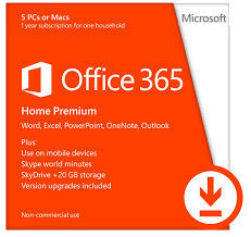 China 32 licencia de la llave una del producto de Microsoft Office 365 del pedazo para 5 PC/mac distribuidor